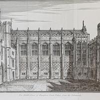 6097Middle Court Hampton Court Palace co