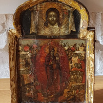 Imperial Russian Religious Icon