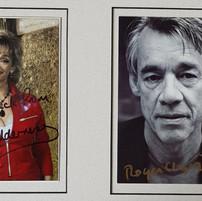 Sue Holderness & Roger Lloyd Pack