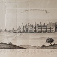 7000 Hampton Court Palace as finished by