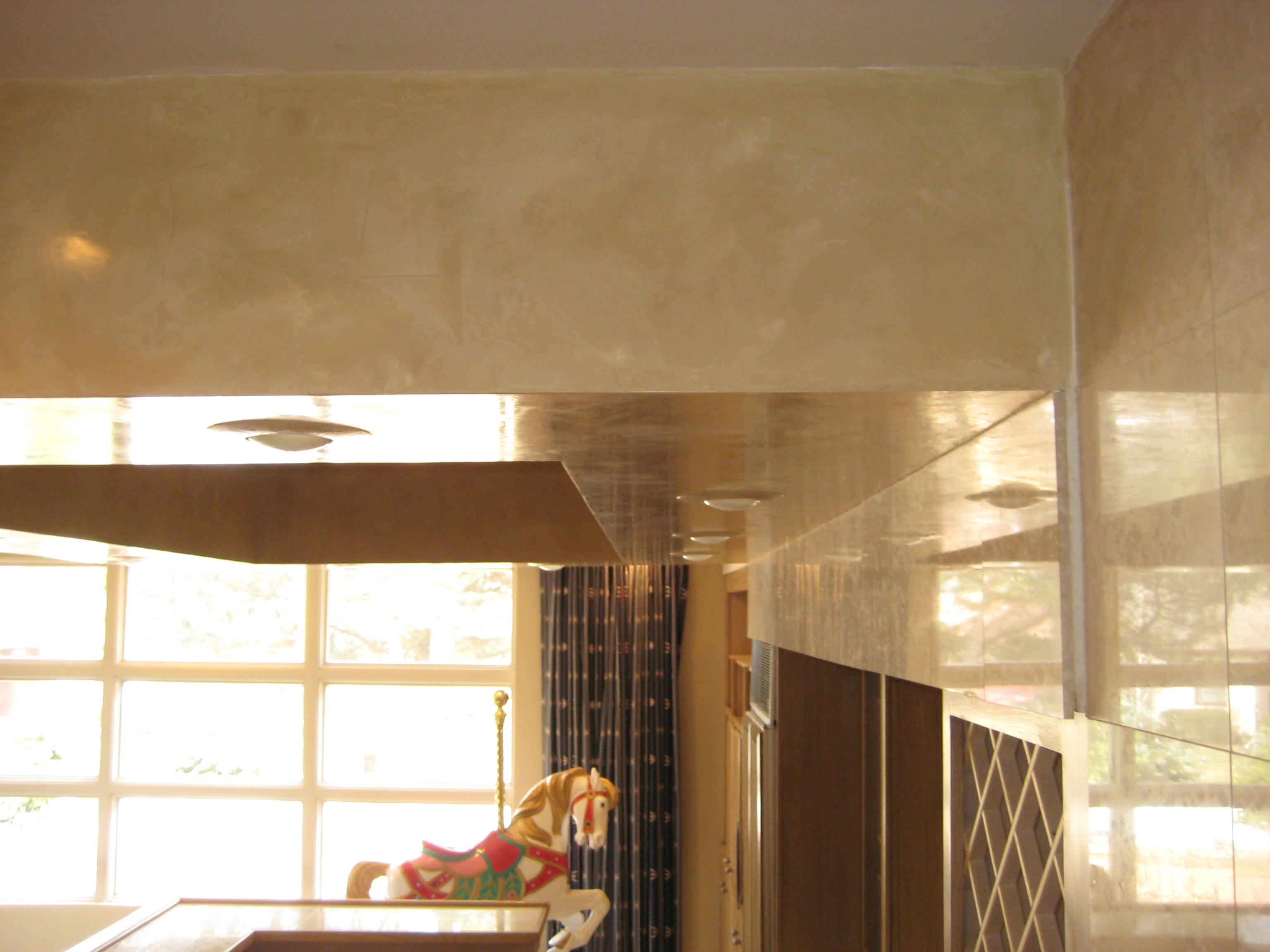 Decorative Plaster Interior
