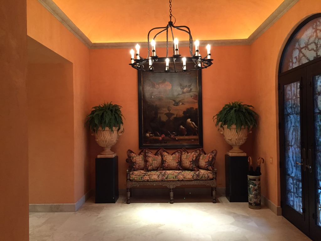 Decorative Plaster Interior Walls