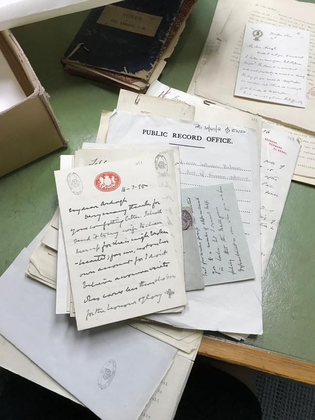 The Kew Archives, UK
