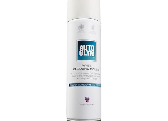 AUTOGLYM WHEEL CLEANING MOUSSE 500 ml
