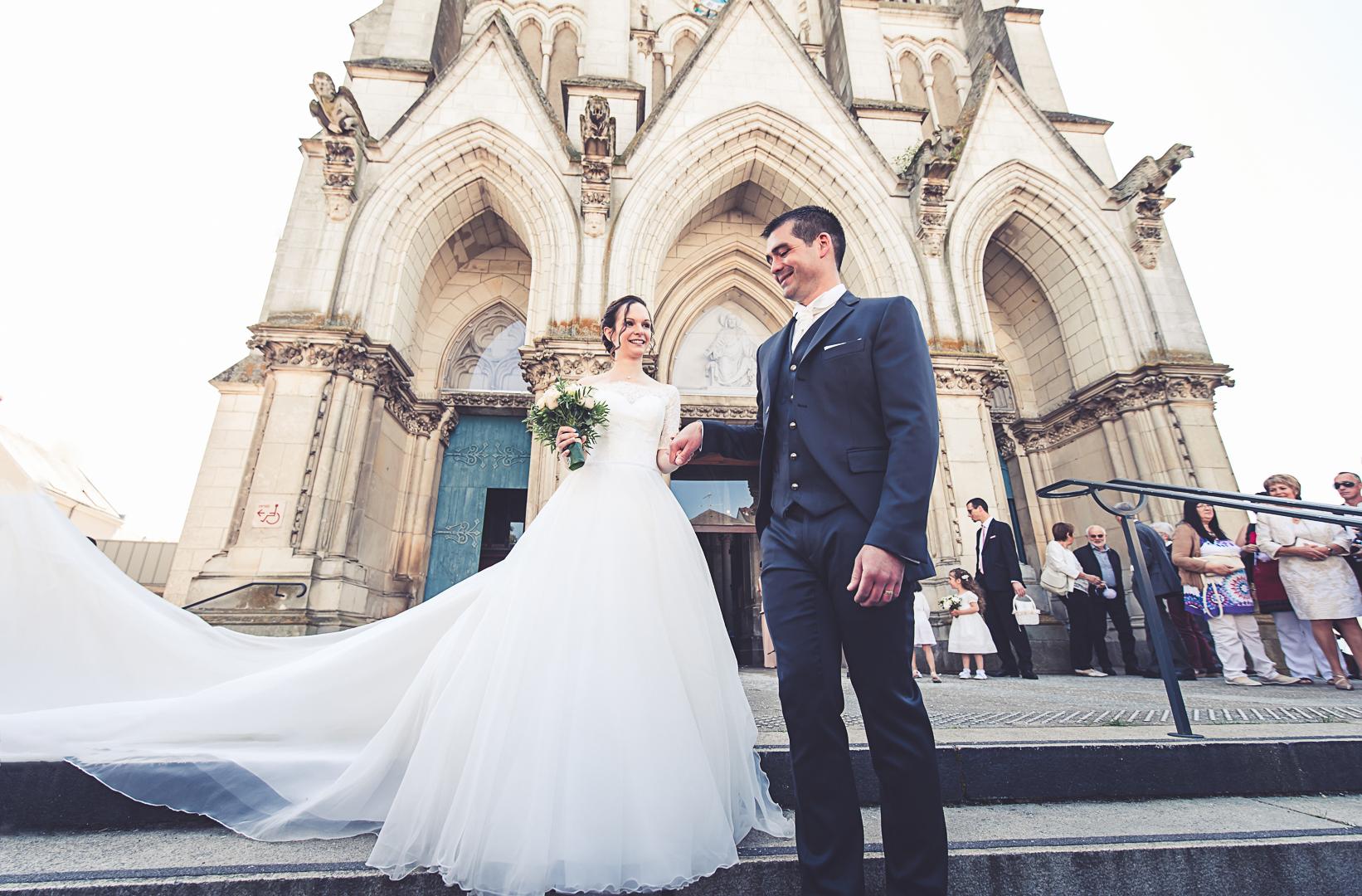 Photographe de mariage Angers