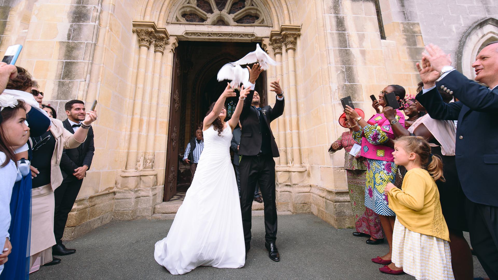 Photographe de mariage Angers 49