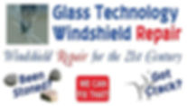 Cover page for Windshield Repair business