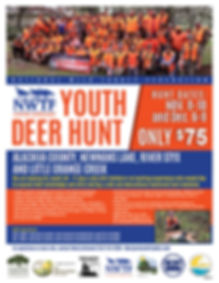 2019 Youth Deer Hunt Flyer.jpg