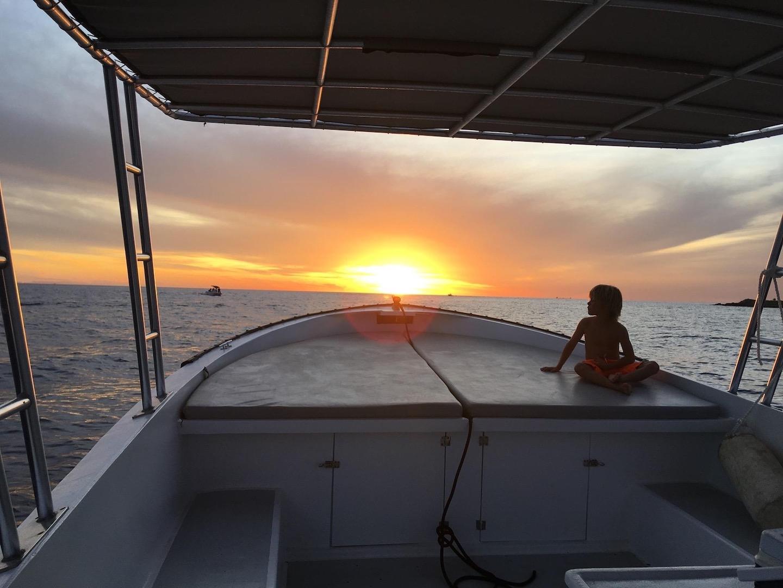 Sloop boat charters Curacao 1