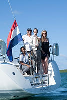 At Sea Curacao Boat Trips & Exclusive Sailing Charters