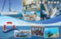 noah's curacao boat trips - at sea curacao