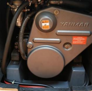 Yanmar 4JH4-TE 55.2kW 75HP @3200 RPM service 2017 2
