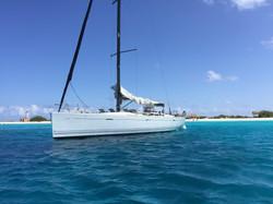 First 50 @ Klein Curacao