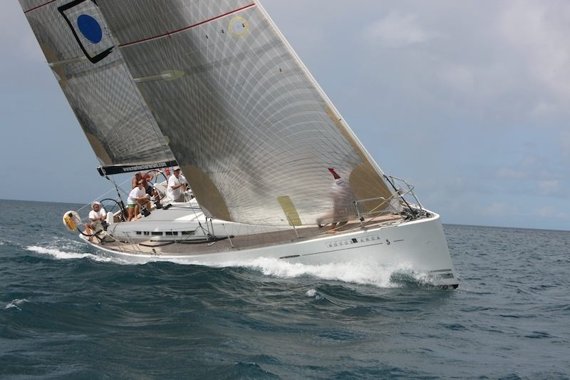 Firt 50 Regatta mode