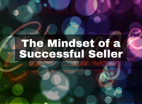 The Mindset of a Successful Amazon Seller