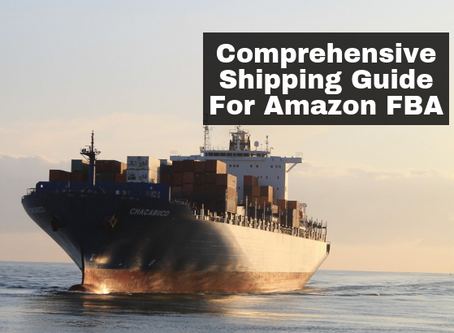 Managing FBA Shipping for your Private Label Products (Comprehensive Guide for 2020)