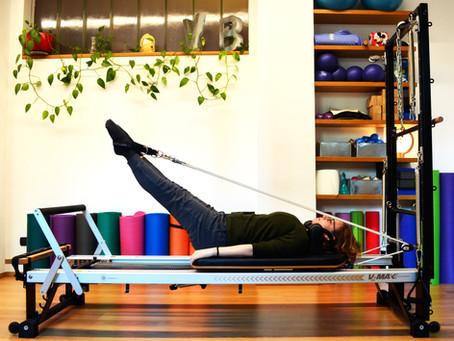 Pilates in quarantena!
