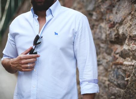 5 secretos para lucir perfecto usando camisa
