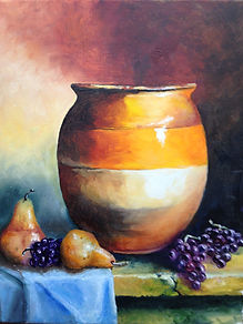 Urn And Fruit.JPG