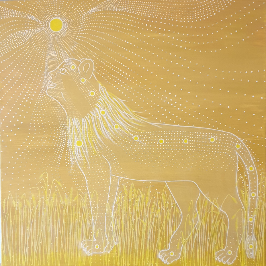 Lioness of Light - Return of the Solar Feminine