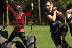 Tyre Hang Obstacle