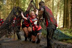 Forest Warrior Mud Run