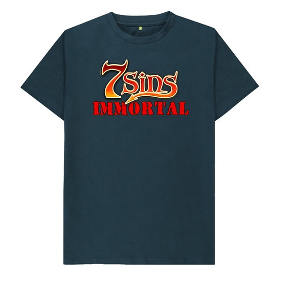 7 Sins Immortal Tee
