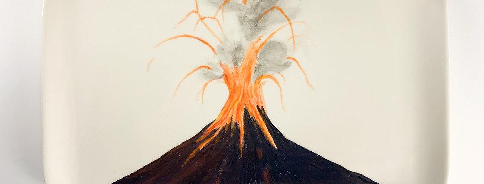 Volcano Platter