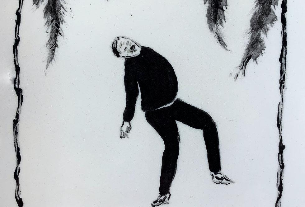 The Sweatsuit Manikin (after Francisco Goya)