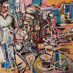 Art and Music with David Grudniski