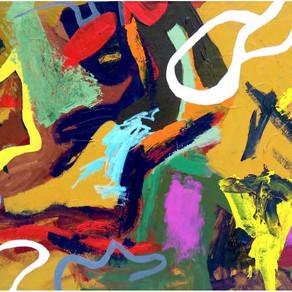 Jantus Explores Raw, Spontaneous Expressive Art