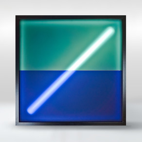 Stavros Kotsakis Genuinely Interacts with Light and Shapes