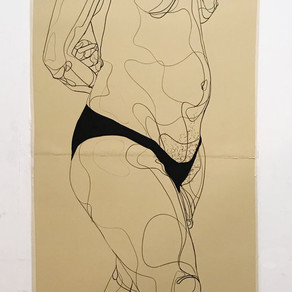 Artist Lou Eberhard Articulates Transformation