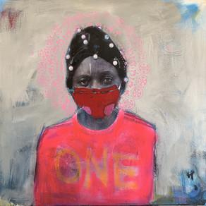 Heather Haynes Creates Art Advocating Human Rights