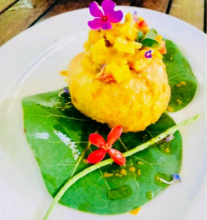 curry Bombe