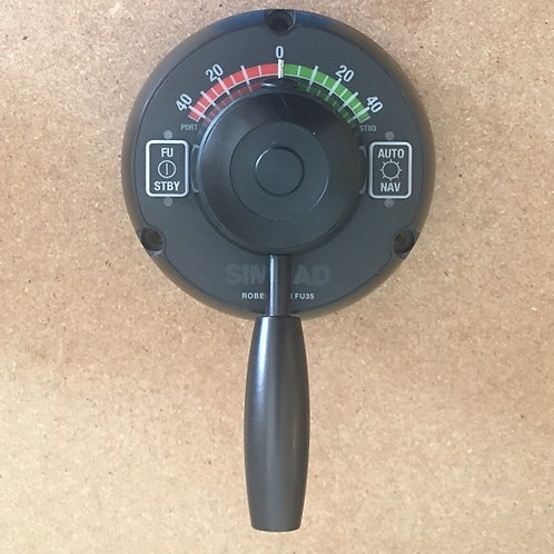 SIMRAD FU35 follow-up lever