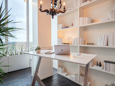 10 Tips For Optimizing Your Home Office.