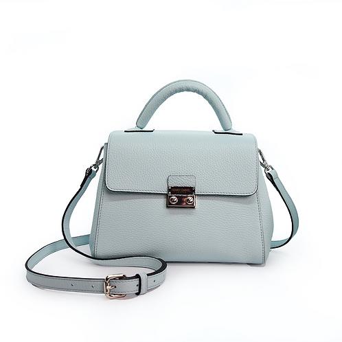 Capri Signature Leather Handbag