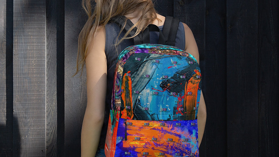 """Star-Quality"" Artist Edition Backpack"