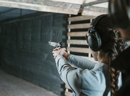 The Largest Indoor Shooting Range