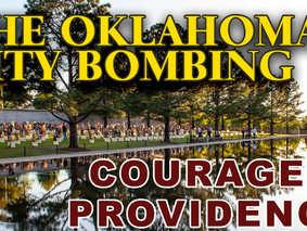 The Oklahoma City Bombing – Courage & Providence – Podcast