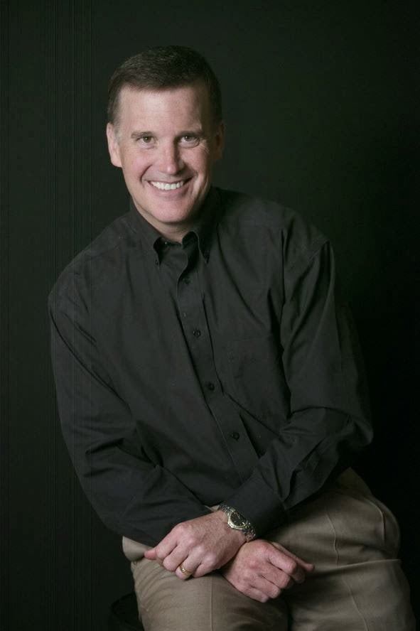Wade Burleson, one of Oklahoma's wisest pastors and greatest communicators