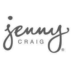 Jenny craig logo bw