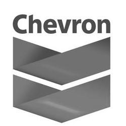 chevron logo bw