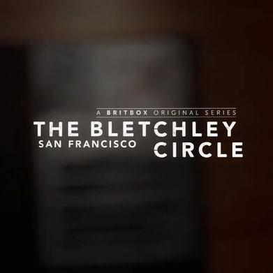 Millie+Harcourt+Bletchley+Circle+Kharen+