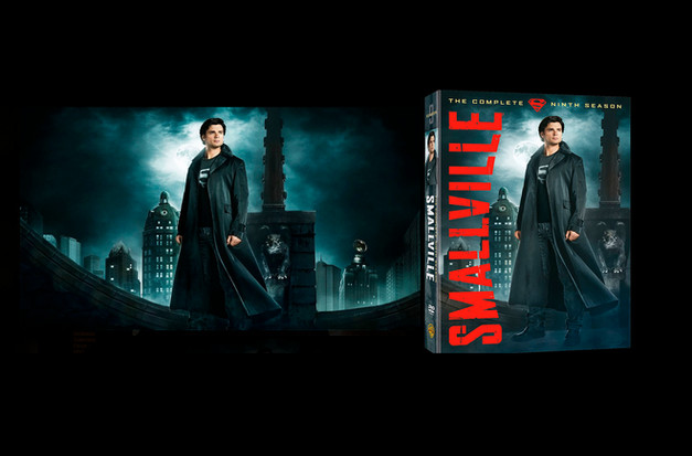 Gotham city - Tom Welling - Smallville.j