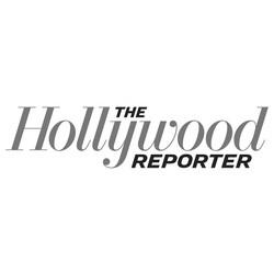 hollywood reporter logo bw