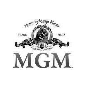 MGM logo bw