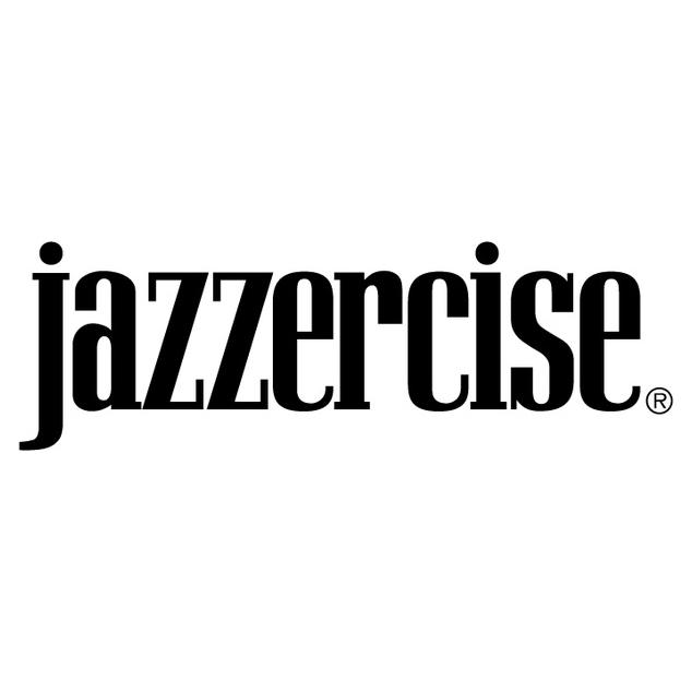 jazzercise logo bw