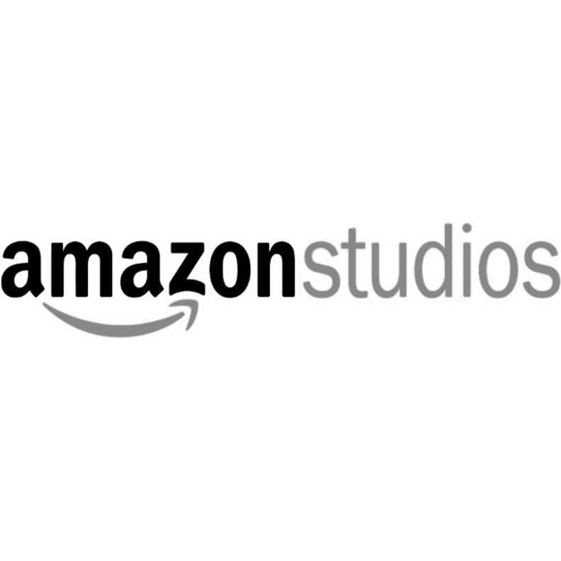 amazon studios logo BW